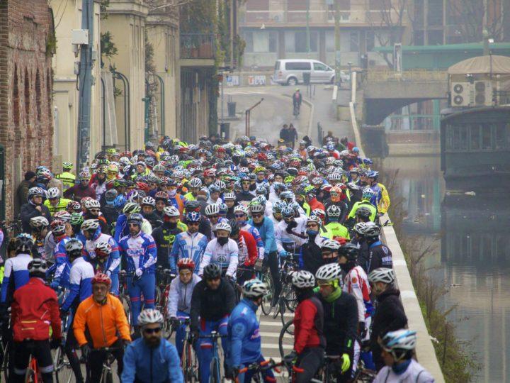 GRAZIE ai 580 ciclisti che hanno partecipato alla MiRando Milano !!!